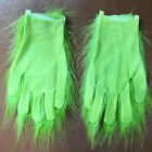 Kyпить US! Xmas The Grinch Cosplay Mask Glove Costume Christmas How the Grinch Stole на еВаy.соm