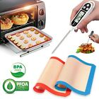 Digital Food Thermometer Probe Temperature Kitchen Cooking BBQ Meat Instant New