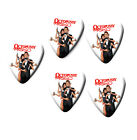 Octopussy James Bond print Guitar Pick Plectrum Necklace Keyring Badge Bracelet $6.18 USD on eBay