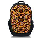 "Tiger Print 15.6"" Inch LAPTOP MacBook Notebook BACKPACK Tablet RUCKSACK Bag"