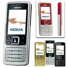 NEW COND NOKIA 6300 Cheap Mobile Phone Unlocked  Warranty - Black/Silv/Gold