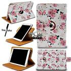 LEATHER 360 ROTATING STAND COVER CASE For iPad 123456/mini 12345/air 123 / Pro