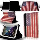 FOLIO LEATHER STAND COVER CASE For ARCHOS Tablet + Stylus