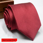 Gentle Mens Business Neck Tie Men Skinny Necktie Wedding Ties Black Dot Striped