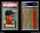 1952 Topps #392 Hoyt Wilhelm Giants PSA 1 - POORBaseball Cards - 213