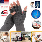 Copper Compression Gloves Medical Arthritis Pain Relief Hand Support Brace $6.64 USD on eBay