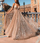 Women's Formal Evening Party Ball Gown Bride Bridesmaid Prom Long Cocktail Dress