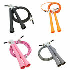 SAS Speed Wire Skipping Adjustable Jump Rope Fitness Exercise Cardio - US Seller image