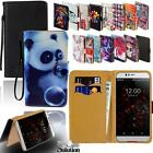 Flip Leather Card Wallet Stand Cover Phone Case For UMi Smartphones +Strap