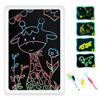 Light Drawing Board Sketch Pad Doodle Writing Craft Art for Children Kid Gift