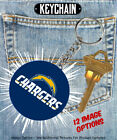 Los Angeles Chargers - Keychain - Choose From 12 Designs $3.79 USD on eBay