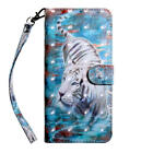 For Huawei Honor 20 Lite 20 Pro Patterned Leather Flip Wallet Stand Case Cover
