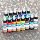 Kyпить Professional Tattoo Ink Monochrome 14 Colors Set Pigment Kit 30ml/Bottle Bright на еВаy.соm