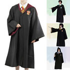 Kyпить Harry Potter Gryffindor Slytherin Hufflepuff Hogwarts Robe Cloak Cape Mantle US на еВаy.соm