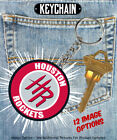Houston Rockets - Keychain - Choose From 12 Designs on eBay