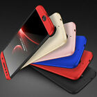 For Moto G5s Plus Meizu M5 M3 Note Oneplus 7 Luxury 360 Degree Protective Cases
