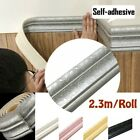 2.3m Waterproof 3d Pattern Self Adhesive Wall Stickers Removable Sticker Decor