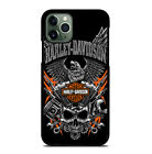 Nice Harley Davidson iPhone 6/6S 7 8 X/XS MAX XR 11 PRO Phone Case Cover $15.8 USD on eBay