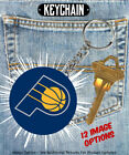Indiana Pacers - Keychain - Choose From 12 Designs on eBay