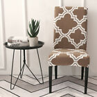 Dining Room Wedding Banquet Chair Stretch Cover Seat Decor Party Cover  Spandex