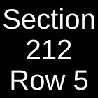 2 Tickets Charlotte Hornets @ Indiana Pacers 2 25 20 Indianapolis,  IN