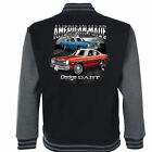 Dodge Dart Baseball Varsity Jacket Genuine American Classic Muscle Car Clothing $37.32 USD on eBay