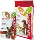 DIET COMPLETE complete dog food to maintain lean muscle mass and healthier teeth