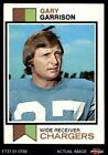 1973 Topps #375 Gary Garrison Chargers San Diego St 6 - EX/MT $1.05 USD on eBay