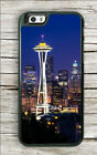 Seattle Space Needle Building CASE FOR iPHONE 6 6S or 6 6S PLUS -hjn6X