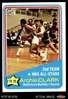 1972 Topps #170 Archie Clark  - NBA All-Star  Bullets (Wizards) Minnesota 5 - EX on eBay