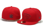 New Kansas Chiefs New Era 59FIFTY Red on Red Fitted Hat Cap $23.99 USD on eBay