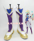 LOL the Prodigal Explorer Ezreal Star Guardian Skin Version Shoes Cosplay Boots
