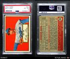1952 Topps #20 Billy Loes Dodgers PSA 4 - VG/EX
