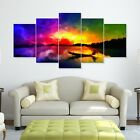 Modern+Art+Split+5+Frames+Wall+Panels+for+Living+Room+%23172+-+HKTPIC-AU