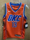 NBA Youth Basketball Original Swingman Jersey Oklahoma City Thunder Paul George on eBay