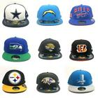 National Football League NFL New Era 59Fifty Fitted Football Cap Hat $15.0 USD on eBay