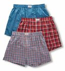 Tommy Hilfiger 09TV095 Cotton Classics Woven Boxers - 3 Pack