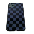 luxury checkered Design C/over For iPhone 11 Pro Max X / XS XR Protective C/ase