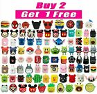 AirPods Silicone Case Cute 3D Cartoon Protective Cover For Apple AirPod 2 / 1🔥?