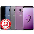 Samsung Galaxy S9 SM-G960F - 64GB - (Unlocked) Smartphone Various Colours Grades