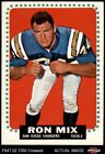 1964 Topps #168 Ron Mix Chargers USC 3 - VG $12.0 USD on eBay