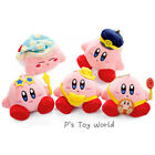 Kirby With Star 8CM Plush Doll Figure Toy
