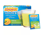 Emergen-C Immune Plus or Daily Immune Support - 1000mg Vitamin C - 30 Pack $27.99 USD on eBay