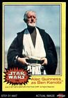 1977 Topps Star Wars #195 Alec Guinness as Ben Kenobi 5 - EX $4.0 USD on eBay