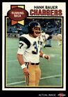 1979 Topps #499 Hank Bauer Chargers 7 - NM $1.75 USD on eBay