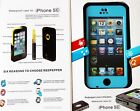 Iphone 5C Case Waterproof Shockproof Etanche Water Snow Sand