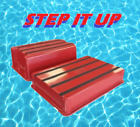 NEW Water Aerobics step aquatic swimming pool Fitness exercise therapy SM/LG image