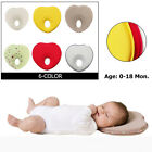 Baby Sleep Pillow Correct Sleeping Position Prevent Deflection Pillow 0-18 Month