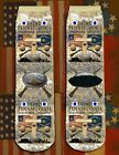 142nd Pennsylvania Infantry American Civil War/War Between the States crew socks