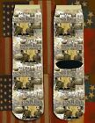 Battle of Stones River American Civil War/War Between the States crew socks